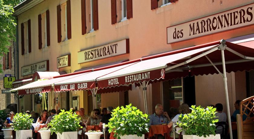 Hotel Restaurant Les Marronniers-Les-Marronniers