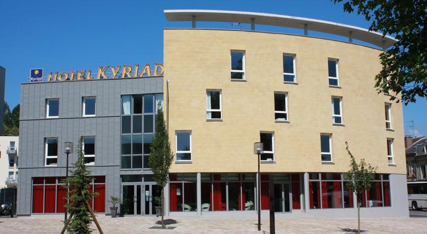 Kyriad Charleville Mezieres-Kyriad-Charleville-Mezieres