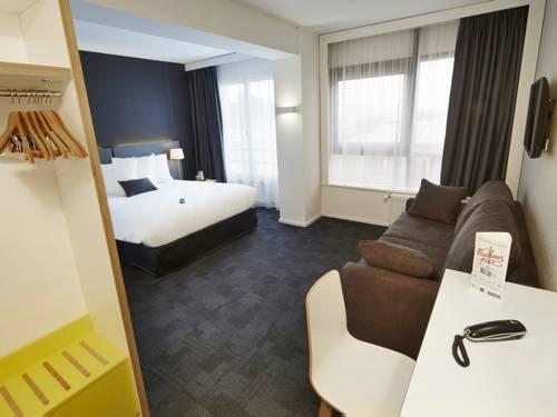 Kyriad Hotel Brest-Kyriad-Hotel-Brest