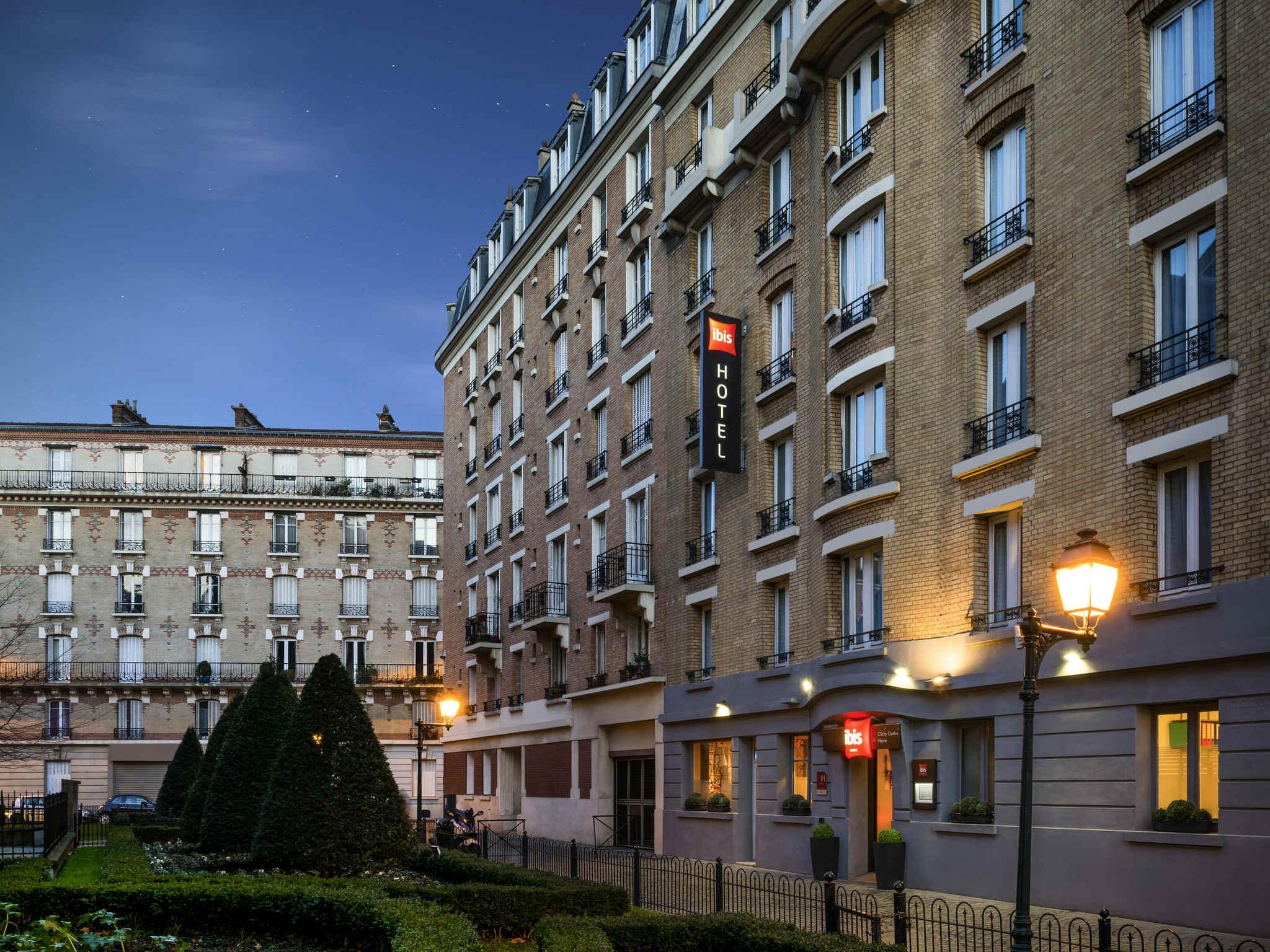 Hotel ibis Clichy Centre Mairie-Ibis-clichy