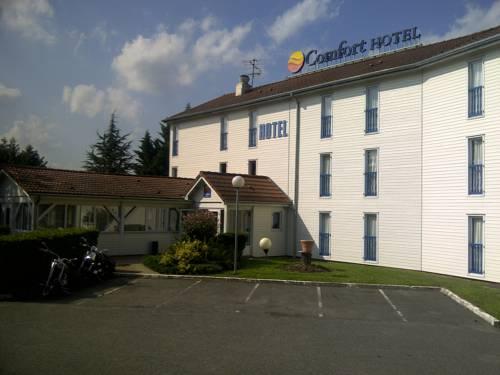 Comfort Hotel Lagny Marne-la-Vallée-Comfort-Hotel-Lagny-Marne-la-Vallee