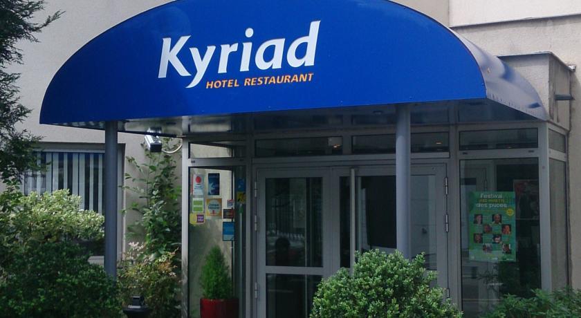 Kyriad Paris Nord Porte de St Ouen-Kyriad-Paris-Nord-Porte-de-St-Ouen