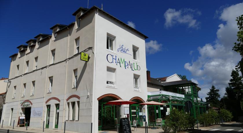 Logis Le Champalud-Logis-Le-Champalud