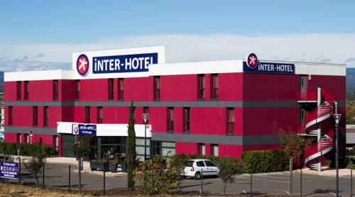 Inter-Hotel Carcassonne / Pont Rouge-Inter-Hotel-Carcassonne-Pont-Rouge