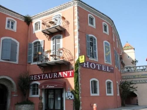 Hotel Le Prieure Bourg St Andeol