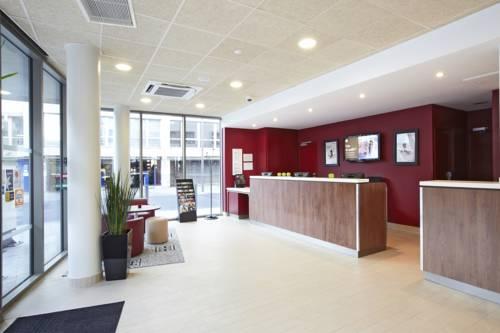 Campanile Amiens Centre-Gare-Campanile-Amiens-Centre-Gare