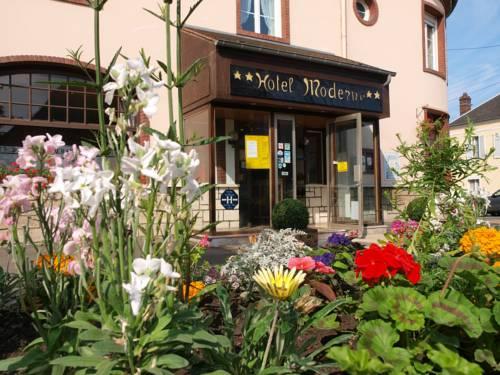 Hôtel Moderne-Hotel-Moderne