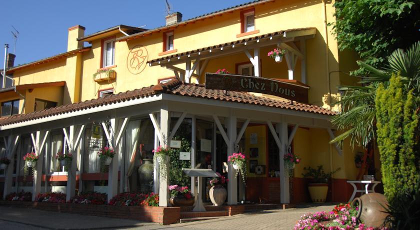 Hôtel Chez Nous-Hotel-Chez-Nous