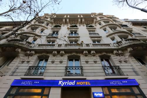 Kyriad Paris 18 - Porte de Clignancourt - Montmartre-Kyriad-Paris-18-Porte-de-Clignancourt-Montmartre