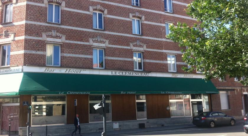Hotel le Clémenceau-Hotel-le-Clemenceau