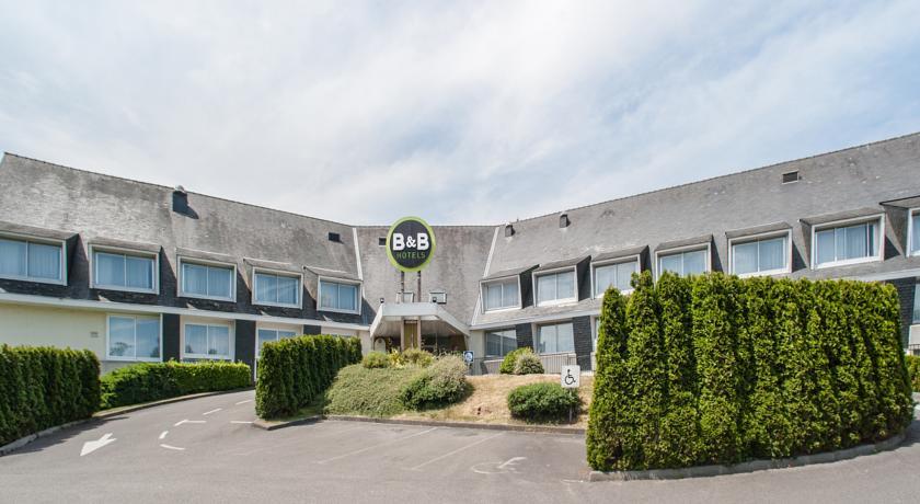 B&B Hôtel Quimper Sud Bénodet-B-B-Hotel-Quimper-Sud-Benodet