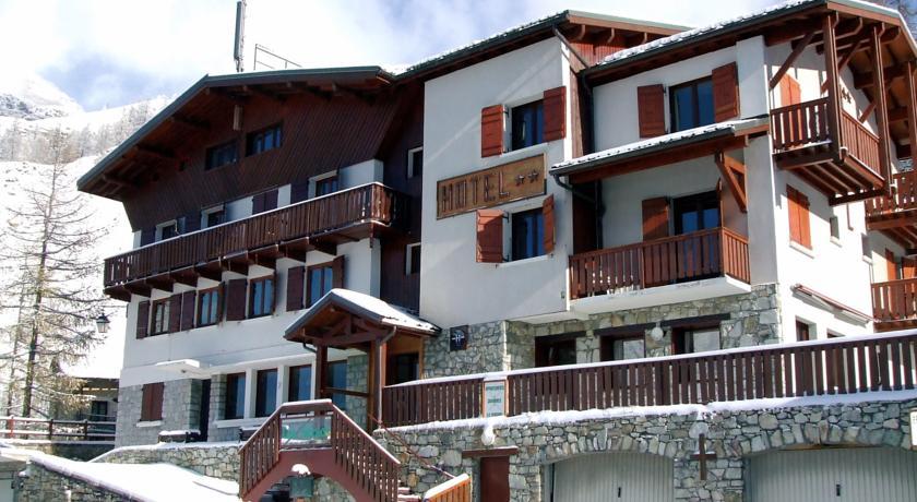 Hotel Seracs-Les-Seracs