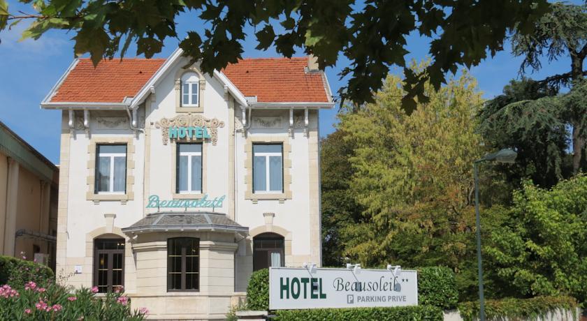 Hotel Beausoleil-Hotel-Beausoleil