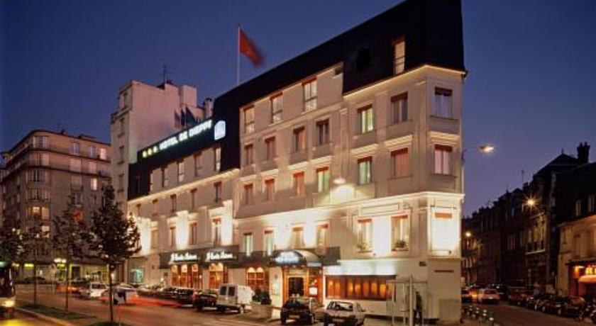 Best Western Hotel De Dieppe-Best-Western-Hotel-De-Dieppe
