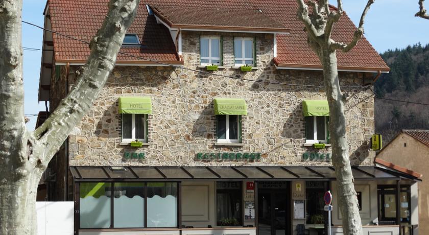 Hôtel Restaurant Chaléat Sapet-Hotel-Restaurant-Chaleat-Sapet