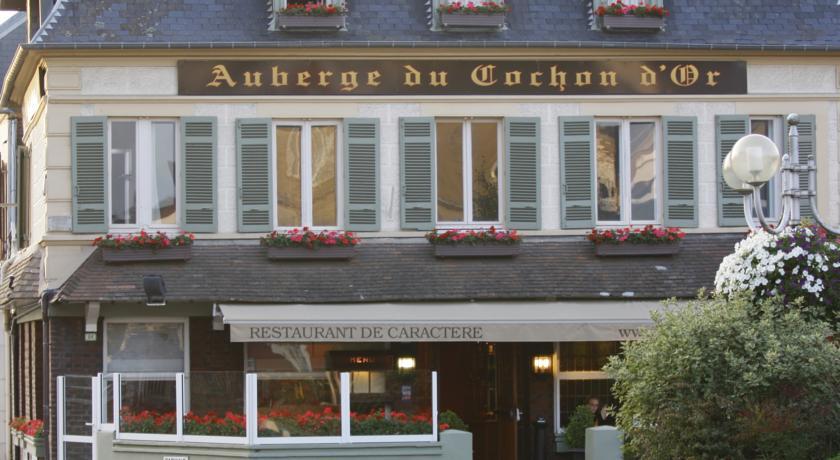 Auberge Du Cochon D'or-L-auberge-Du-Cochon-D-or