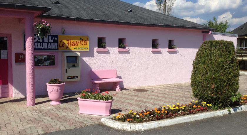 Hotel Fleuritel-Hotel-Fleuritel