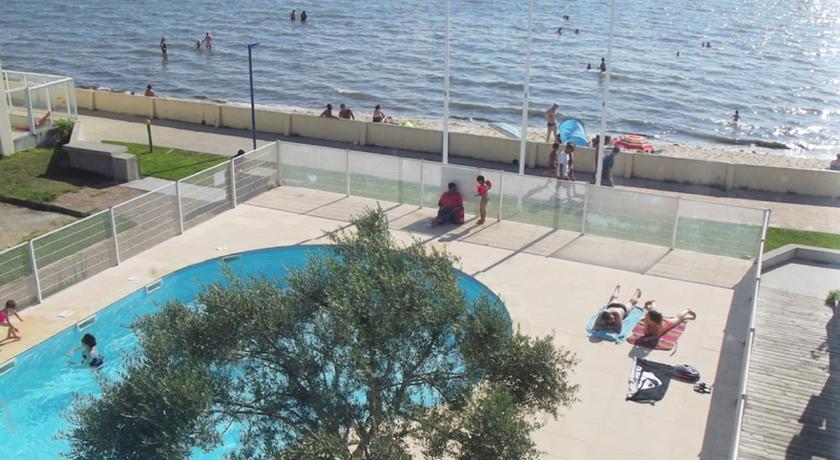 Hotel oc ane andernos les bains 33 avis plan adresse - Piscine andernos les bains ...