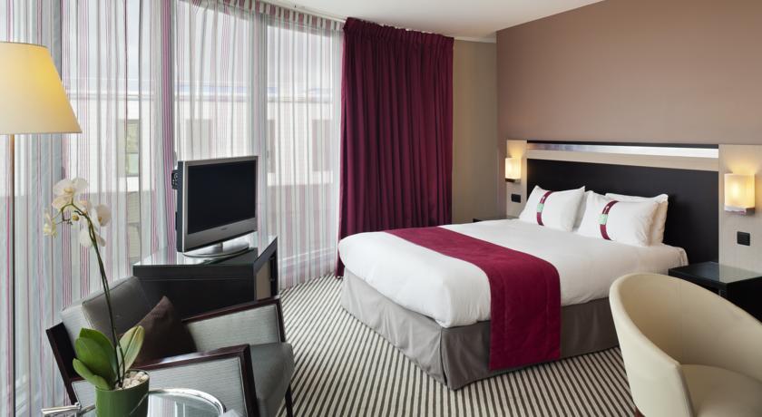 Holiday Inn Paris Porte De Clichy - Sas Clichy Victor Hugo-Holiday-Inn-Paris-Porte-De-Clichy