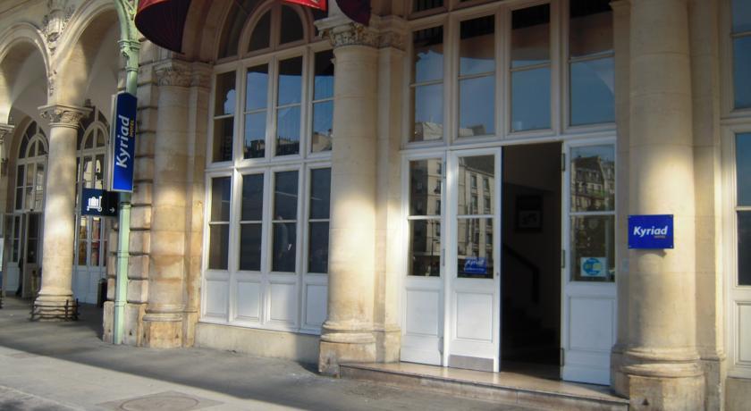 Hotel Kyriad De La Gare Paris Est-Kyriad-Paris-10-Gare-de-l-Est