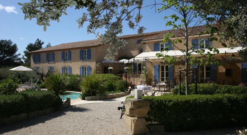 La Bastide D Eygalières-Hotel-La-Bastide-d-Eygalieres