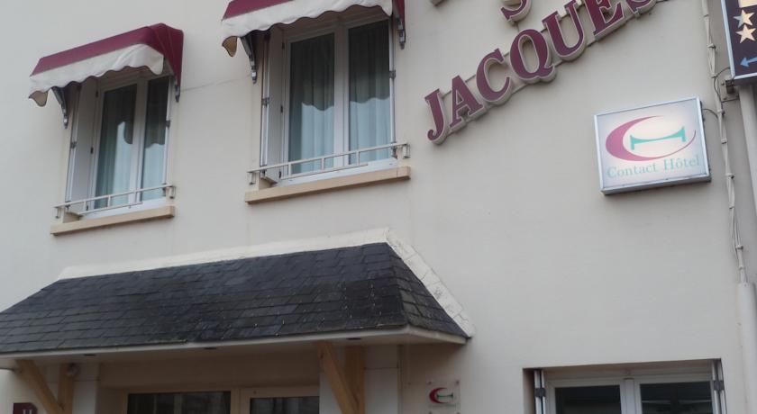 Hotel Saint Jacques-Hotel-Saint-Jacques
