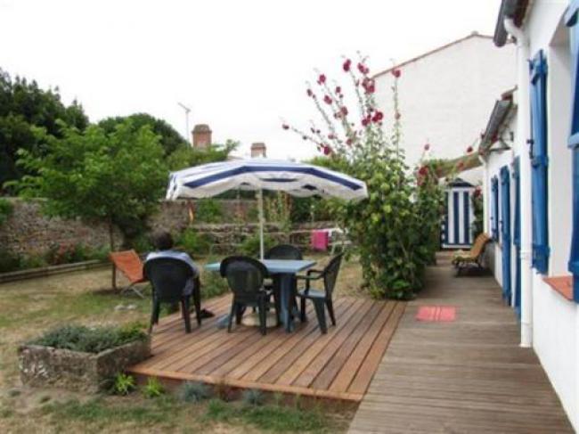 HOUSE 4 personnes Belle maison de pays rénovée pour 4 personnes à Barbâtre sur Noirmoutier.-HOUSE-4-personnes-Belle-maison-de-pays-renovee-pour-4-personnes-a-Barbatre-sur-Noirmoutier-