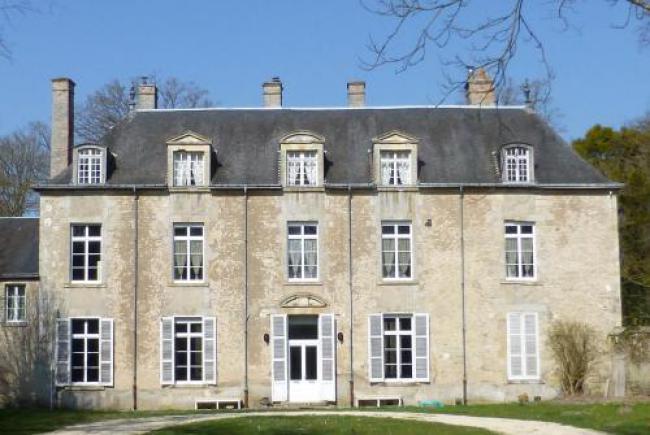 Château de Reuilly-Chateau-de-Reuilly