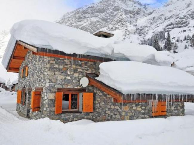 Large Chalet in Champagny-en-Vanoise near Paradiski Ski Area-Au-Coeur-de-la-Vanoise