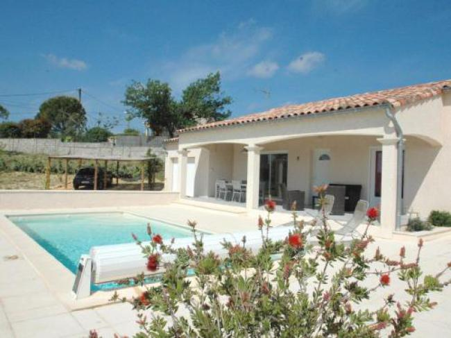 Serene Holiday Home in Les Mages with Balcony-Lamage