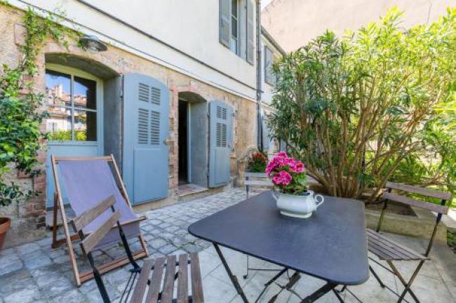 """La maison provençale cachée au cÅ""""ur de Marseille - Chez Philippe-La-maison-provenaale-cachae-au-caur-de-Marseille--Chez-Philippe"""