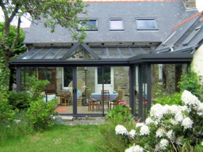 Pretty Holiday Home in Pordic Brittany, 4 km from Beach-Holiday-home-La-Petite-Maison-1