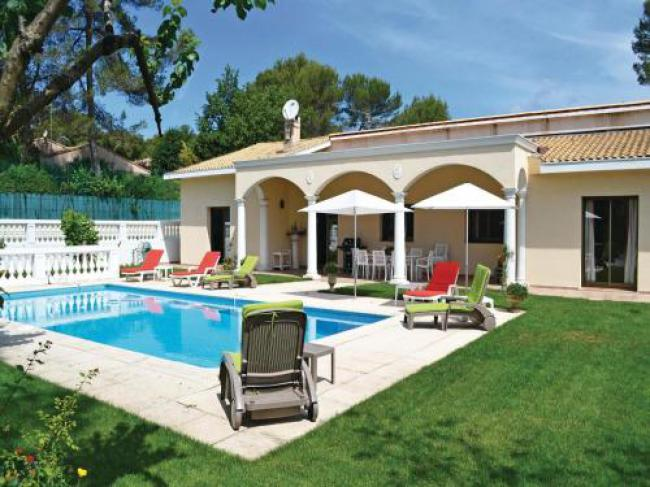 Four-Bedroom Holiday home Roquefort les Pins 0 01-Four-Bedroom-Holiday-home-Roquefort-les-Pins-0-01