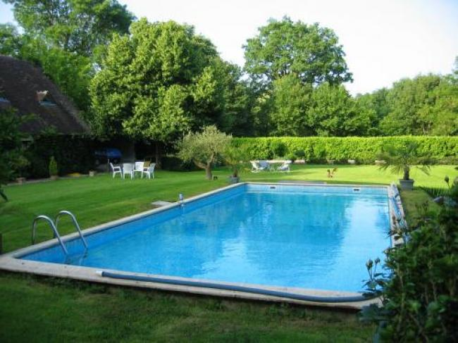 House with 2 bedrooms in Saint Branchs with shared pool furnished garden and WiFi-Holiday-home-La-Paqueraie