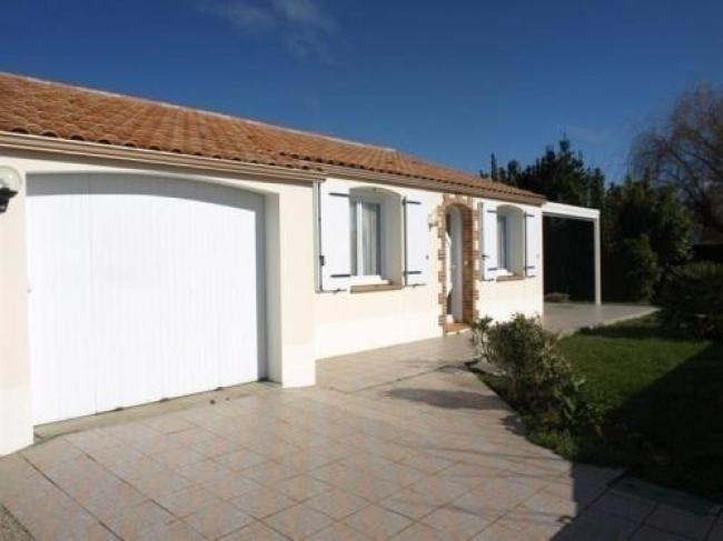 House Location maison saint jean de monts agreable et confortable - 600m plage et commerces-House-Location-maison-saint-jean-de-monts-agreable-et-confortable--600m-plage-et-commerces