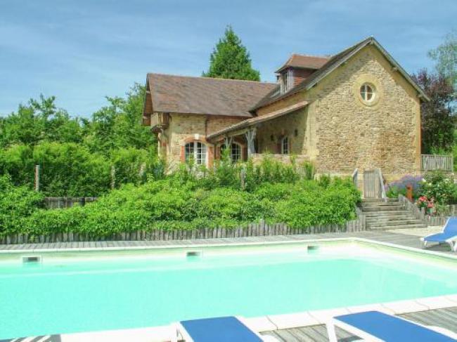 La Guichardie Maison et Grange-La-Guichardie-Maison-et-Grange