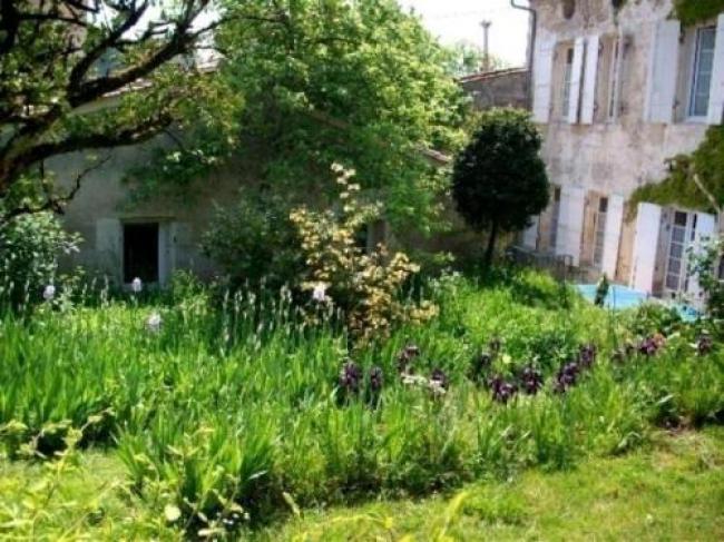 House La grange de l'abbe rambaud-House-La-grange-de-l-abbe-rambaud