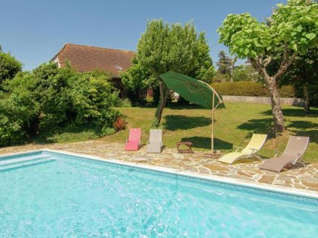 Modern Villa in Salagnac France With Private Swimming Pool-La-Grange-Imperiale