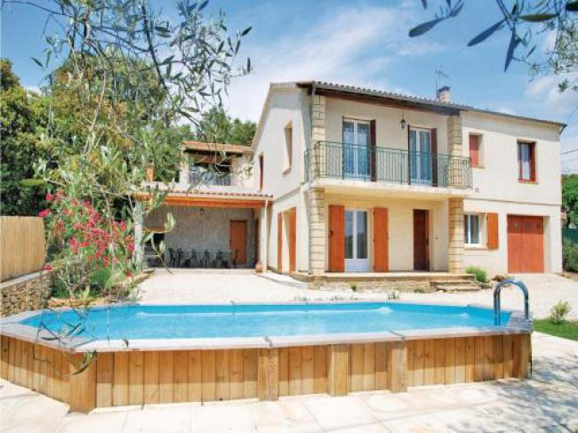 Holiday home Vallabrix with Outdoor Swimming Pool 405-Holiday-home-Vallabrix-with-Outdoor-Swimming-Pool-405