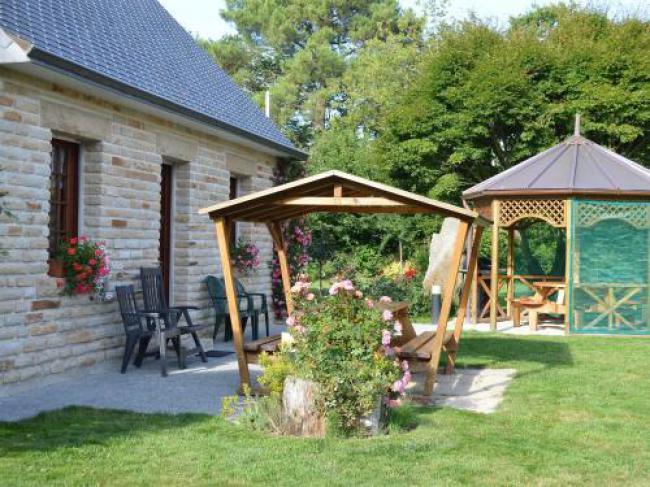 Holiday Home Maison Mestrezec-Holiday-Home-Maison-Mestrezec