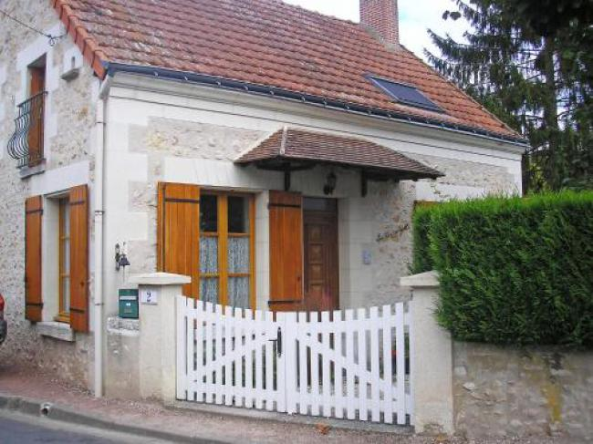 Holiday Home Luzillé-Holiday-Home-Luzille