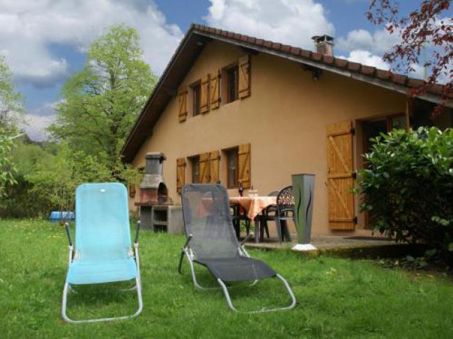 Holiday home A L Orée Du Bois 2-Holiday-home-A-L-Oree-Du-Bois-2