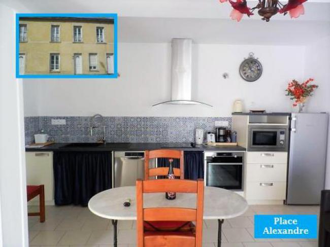 Studio Place Alexandre - Les 4 Vents-Studio-Place-Alexandre--Les-4-Vents