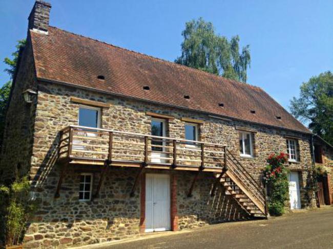 Gîte du Moulin du Vey-Gite-du-Moulin-du-Vey