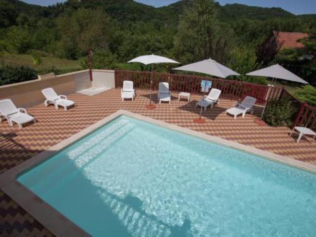 Maison De Vacances - St. Julien-De-Lampon-Maison-De-Vacances--St-Julien-De-Lampon