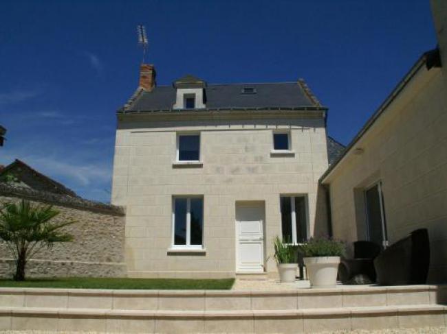 Maison De Vacances - Beaumont-En-Véron-Maison-De-Vacances--Beaumont-En-Veron