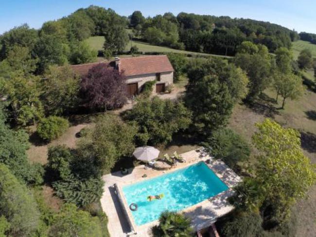 Maison De Vacances - Thédirac 2-Maison-De-Vacances--Thedirac-2