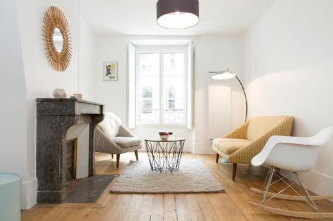 Private Apartment - Montorgueil - Châtelet-Private-Apartment--Montorgueil--Chatelet
