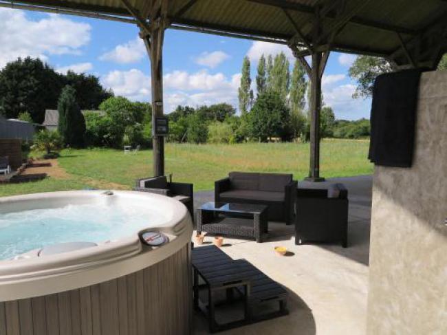 Holiday home Douar-Bouillon-Holiday-home-Douar-Bouillon