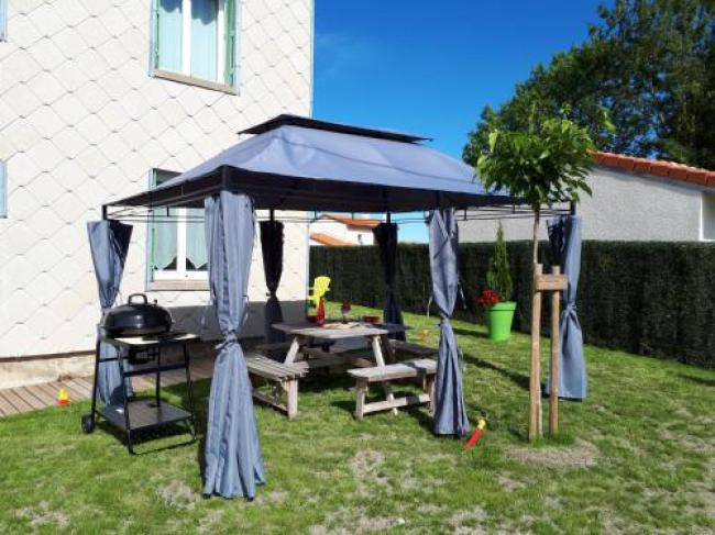 Holiday Home Maison Les Oies-Holiday-Home-Maison-Les-Oies